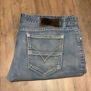 Rock and Roll Double Barrel Straight Jeans